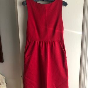 Red Theory Dress